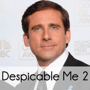 Ellen: Steve Carrell Despicable Me 2 & Justin Flom Magic Oreo Tricks