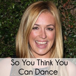 Ellen: Cat Deeley So You Think You Can Dance Twitch & Allison Engaged