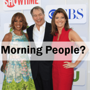 The Talk: Norah O'Donnell Bacon, Gayle-Isms & CBS This Morning