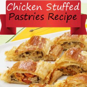 The Chew: Chicken Stuffed Pastries Recipe & Chicken Fried Steak Recipe