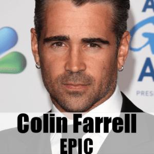 Kelly & Michael: Colin Farrell Russian Baths & Animated Film 'Epic'