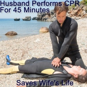 The Drs: 45 Minute CPR Saves Woman's Life & How to Avoid Heat Stroke