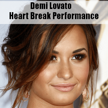 "Kelly & Michael: Demi Lovato ""Heart Attack"" Performance Off Demi Album"