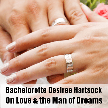 Live!: New Bachelorette Desiree Hartsock on Love & Her Perfect Man