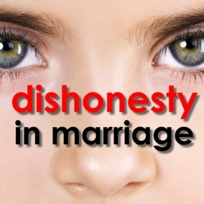Dr. Phil: Dishonesty In Marriage & Taking Responsibility For Actions
