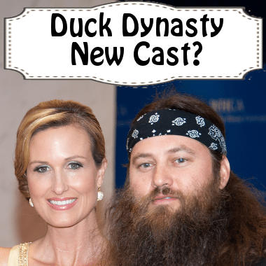 May 16 show will pit the stars from Duck Dynasty against cast members