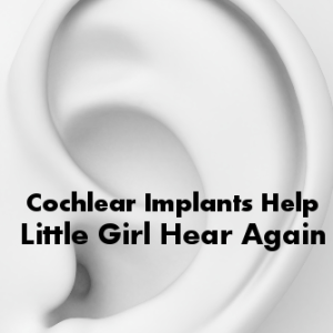 Drs TV: Noise-Induced Sensory Hearing Loss & Cochlear Implant Benefits