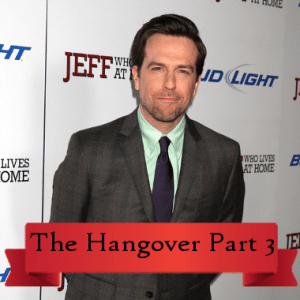 Today Show: Ed Helms Hangover Part 3 Preview & The End Of The Office