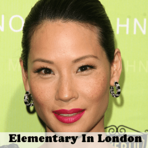 The Talk: Lucy Liu Elementary Season 2 In London & Giv Mobile Review