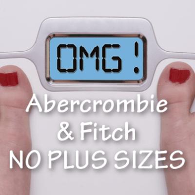 Ellen Slams Abercrombie & Fitch Sizing & Female Arm Wrestler Web Video