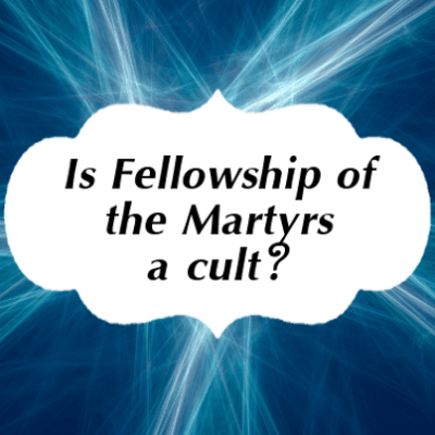 Dr Phil: Is Fellowship Of The Martyrs A Cult? Leader Doug Perry Speaks