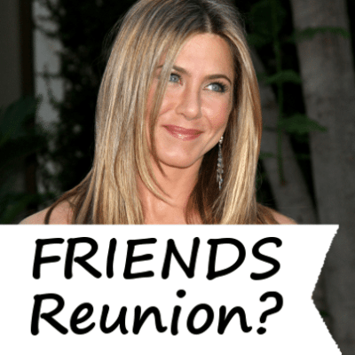Ellen: John Aniston Soap Opera Spoof & Matthew Perry Friends Reunion