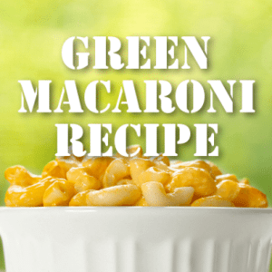 The Chew: Catherine McCord's Green Mac And Cheese Recipe For Kids