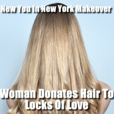 Live! New You in New York: Sarah Vance Donates Hair to Locks For Love