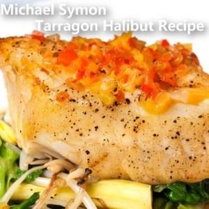 The Chew: Michael Symon Tarragon Halibut Recipe & Food Trivia Question
