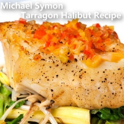 The Chew: Michael Symon Tarragon Halibut Recipe & Food Trivia Question
