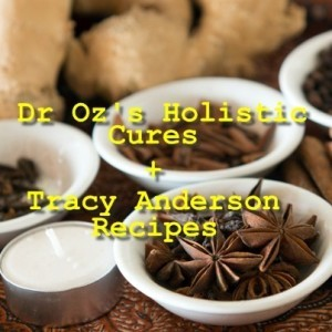 Dr Oz:Holistic Cures for Liver Damage & Better Sleep & Tracy Anderson