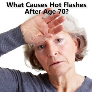 The Drs: What Causes Hot Flashes at 70 & What is a Normal Period?
