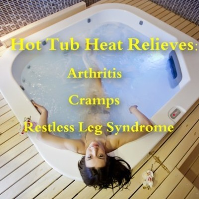 The Drs: Hot Tub Relieves Arthritis, Cramps & Restless Leg Syndrome