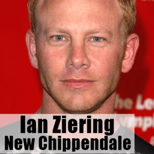 The Drs: Ian Ziering the Newest Chippendale & Dance Like a Chippendale