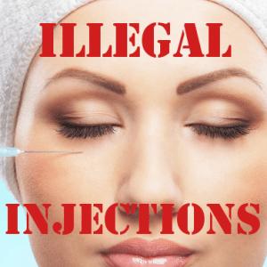 Trisha Goddard: Vanity Wonder Illegal Black Market Butt Injections