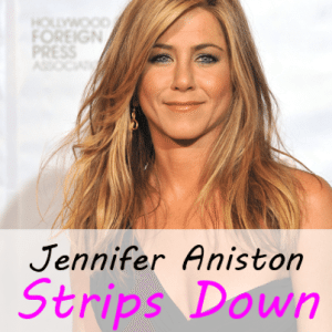 "Kathie Lee & Hoda: Jennifer Aniston Strips In ""We're The Millers"""