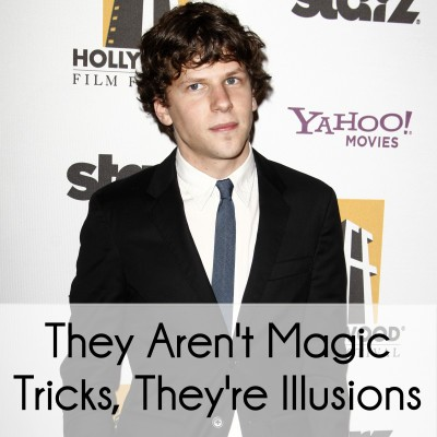 GMA: Jesse Eisenberg Now You See Me & Mike Wolfe Kid Pickers Review