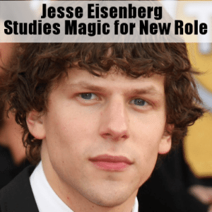 Kelly & Michael: Jesse Eisenberg Play The Revisionist & Now You See Me