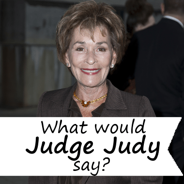 Katie Couric: What Would Judge Judy Say & W. Kamau Bell Totally Biased