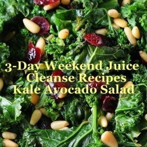 Dr Oz: Joe Cross Kale Avocado Salad & Raw Carrot Ginger Soup Recipe