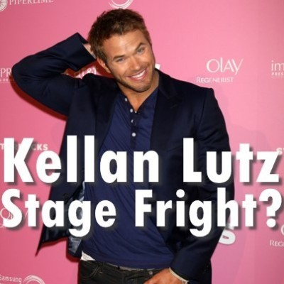 The Talk: Kellan Lutz Java Heat Review, Stage Fright & Mother Karla
