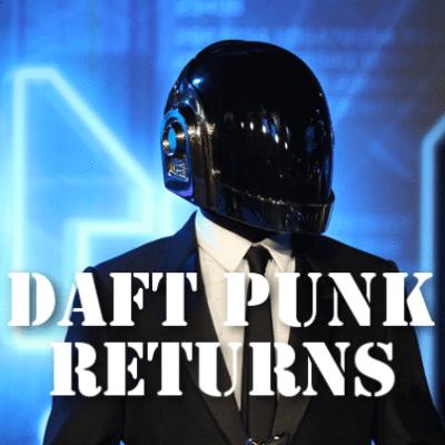 Kelly & Michael: The Return of Daft Punk & Waitress $1,000 Tip