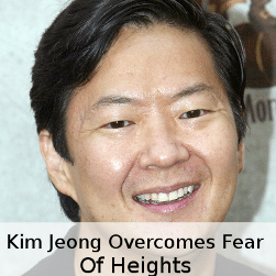 Live Ken Jeong Medical Degree & Overcame Fear of Heights on Hangover 3