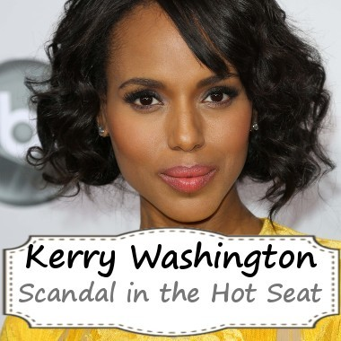 Wendy Williams: Kerry Washington Scandal & David Alan Grier Peeples