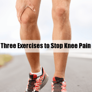 Dr Oz: 3 Exercises to Prevent Knee Pain & Omega-3 Stop Inflammation