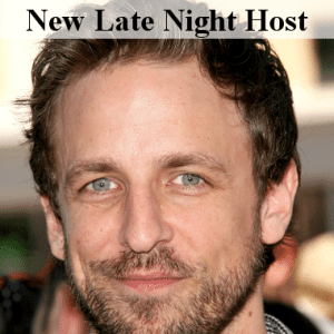 Today Show: Seth Meyers Taking Over Late Night In February 2014