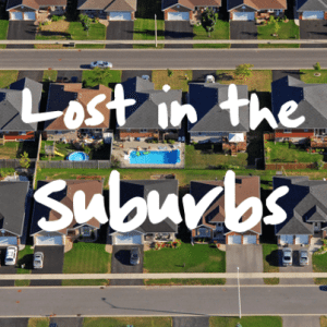 Kathie Lee & Hoda: Lost In Suburbia Review & Tracy Beckerman Suburbs