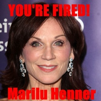 Wendy Williams: Marilu Henner Fired On All-Star Celebrity Apprentice