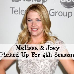 "Kelly & Michael: Melissa Joan Hart a ""Boy Mom"" & Melissa & Joey Review"