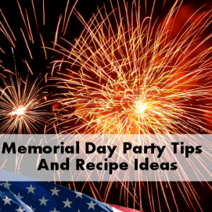 Memorial Day Recipes From The Chew & Martha Stewart Perfect Party Tips