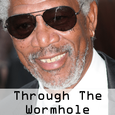 "Live!: Morgan Freeman ""Now You See Me"" & ""Through The Wormhole"" Review"
