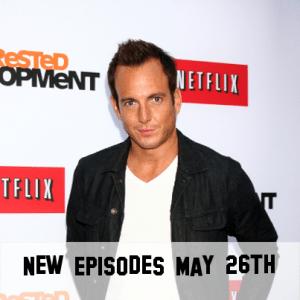 GMA: Netflix's New Season of Arrested Development Premieres May 26