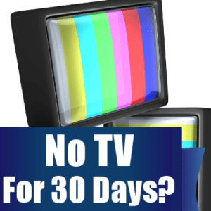 The Drs: 30 Day No TV Challenge & Average Amount of TV Watched in US