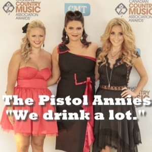 Today Show: The Pistol Annies Performance & Annie Up Review