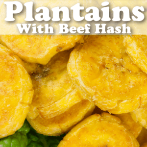 The Chew: Plantain With Beef Hash Recipe & Shrimp Tacos With Pineapple Salsa