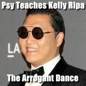 Live!: Psy Shares His Success Secret & Teaches Kelly Ripa How to Dance