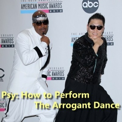 Kelly & Michael: Psy Does The Arrogant Dance & Amber Holcomb Performs