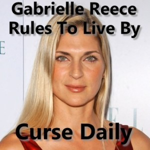Dr Oz: Gabrielle Reece on a Submissive Marriage & Foods of the Future