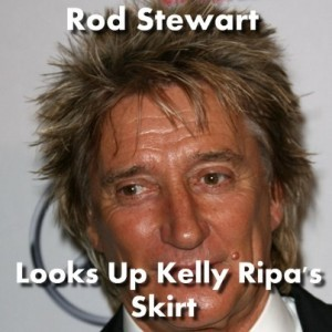 Live!: Rod Stewart Beats Writers Block & Can't Stop Me Now Performance