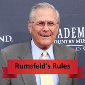 Today Show: Donald Rumsfeld, Rumsfeld's Rules Review & Yummy Rummy